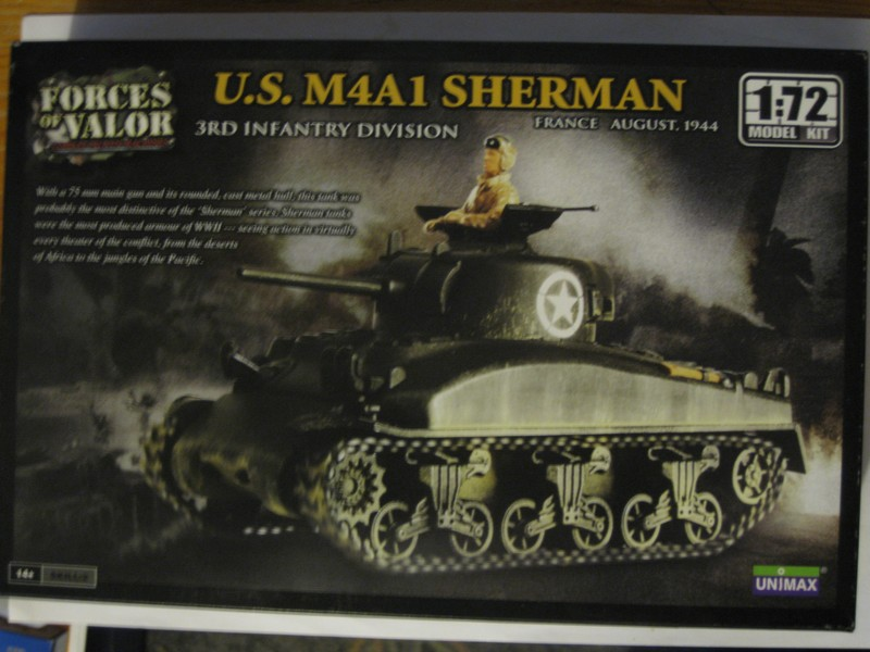 US. M4A1 Sherman [Force of Valor, 1/72]  Photo_33