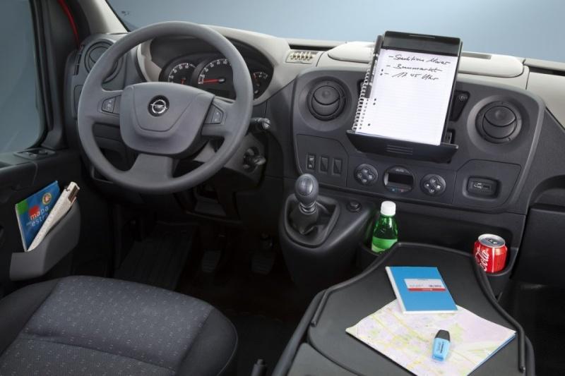 2010 - [Opel] Movano Movano11