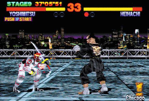 New project: Vote for best Tekken arena- Round 1 Tekken 1 Aaaaaa10