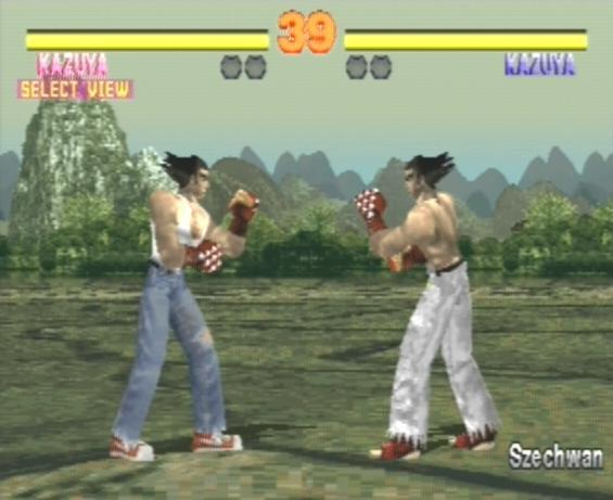 New project: Vote for best Tekken arena- Round 1 Tekken 1 Aaaaaa12