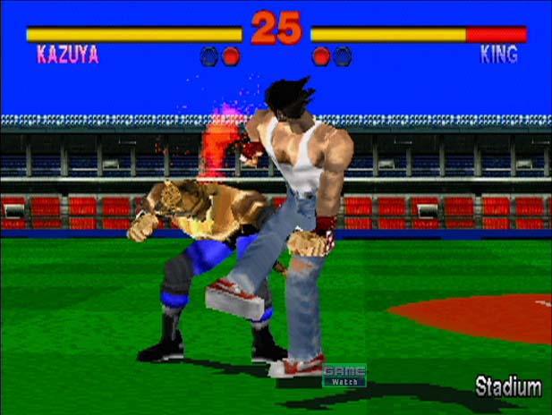 New project: Vote for best Tekken arena- Round 1 Tekken 1 Aaaaaa13