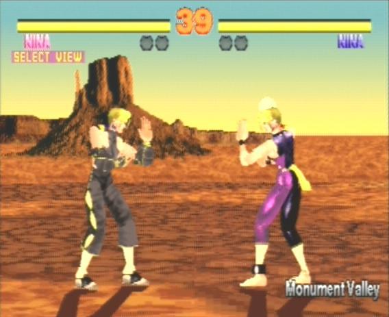 New project: Vote for best Tekken arena- Round 1 Tekken 1 Aaaaaa14