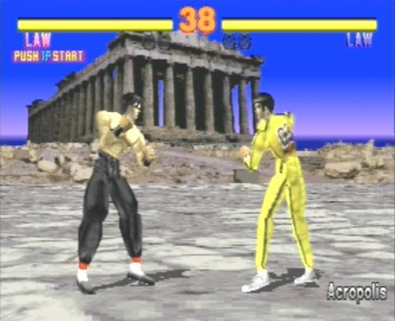 New project: Vote for best Tekken arena- Round 1 Tekken 1 Aaaaaa18