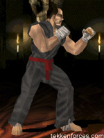 Vote for best Tekken arena round 2- Tekken 2 Heihac10