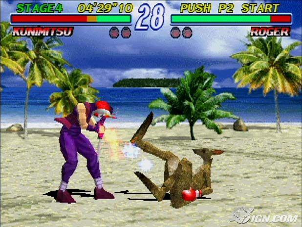 Vote for best Tekken arena round 2- Tekken 2 Roger_10