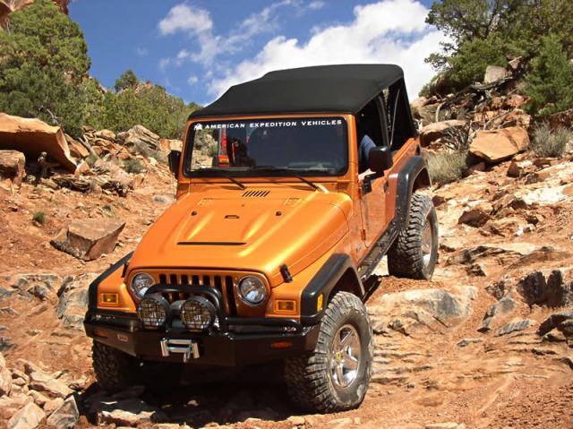 Qu'avez vous fait pour votre Jeep aujourd'hui ? Projet10