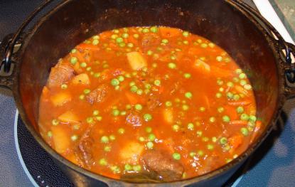 Ragoût de boeuf et de légumes d'Angélina Ragoat11