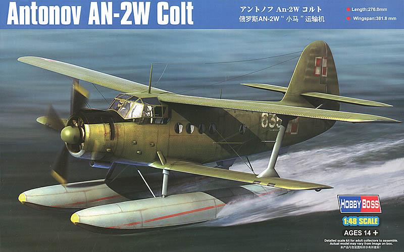 Antonov AN-2 Colt - Hobbyboss An-2w_10