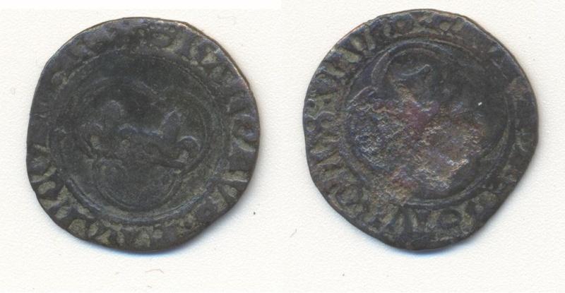 Denier Charles VIII Denier14