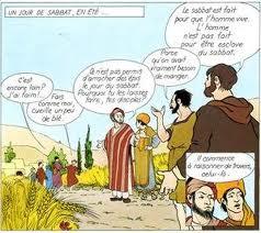 Evangile du jour et commentaires - année 2013 Sans-t12