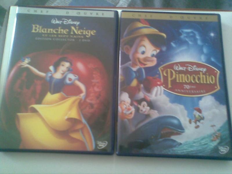 Postez les photos de votre collection de DVD et BrD Disney ! - Page 3 Photo012