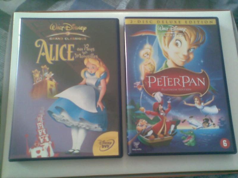 Postez les photos de votre collection de DVD et BrD Disney ! - Page 3 Photo013