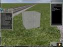 Small Concrete Block Railwo10