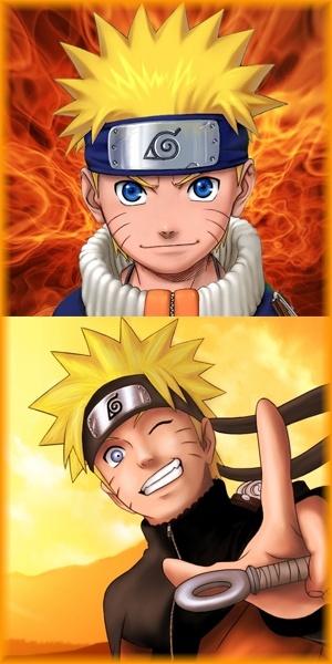 Personajes en Imagenes Naruto10