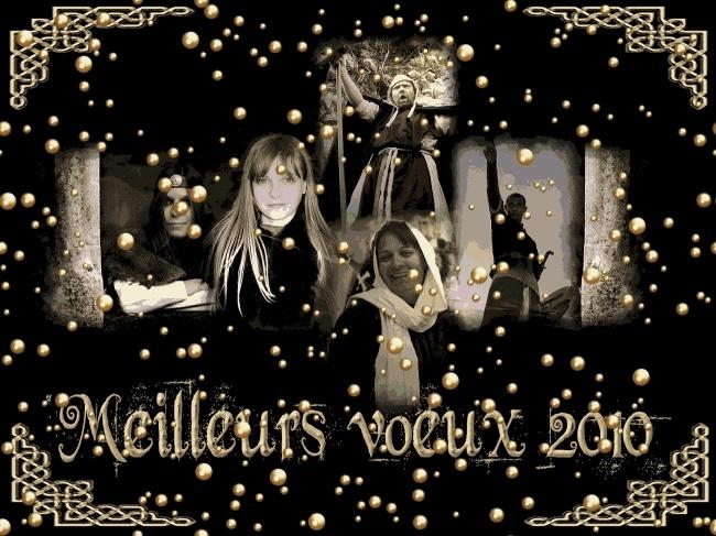 bonnes fêtes et bonne année 2010 à tous ! Voeuxz10