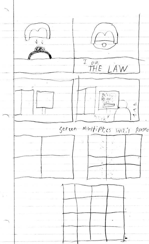 Assignment 15: Storyboards due Nov 14 Untitl10