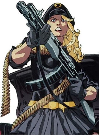 Lady Blackhawk 45323b10