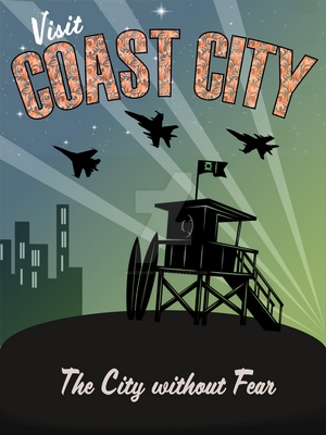 The City Without Fear Coast10