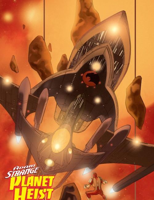 [Invasion!] Revenge of the Alien Alliance Rco00519