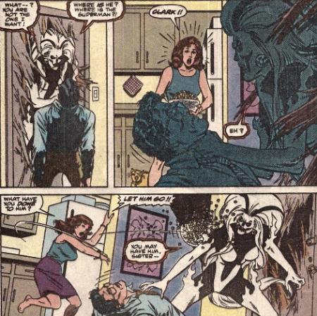 La légende ( Lois Lane / Silver Banshee) Rco00921
