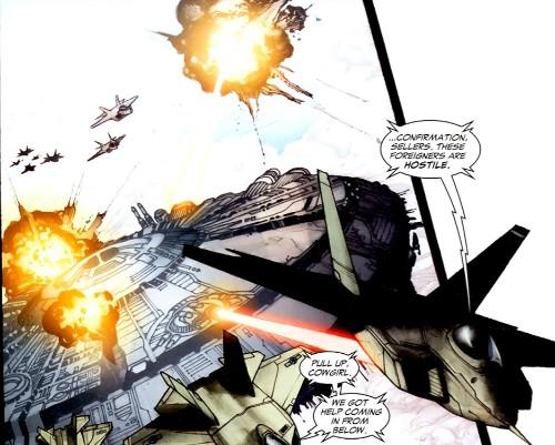 [Invasion!] Revenge of the Alien Alliance Rco01019
