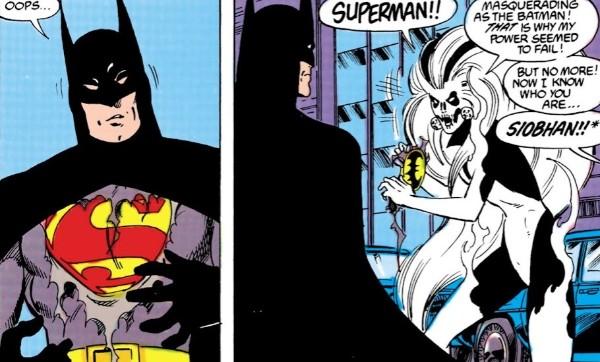 """Superman - """"C'est bon de rentrer chez soi."""" Rco01813"""
