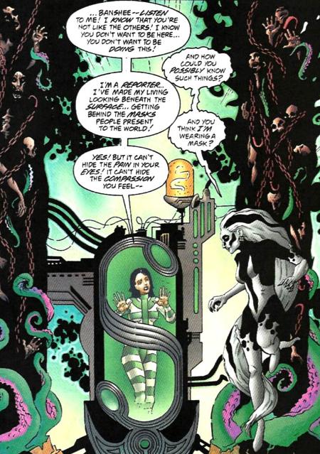 La légende ( Lois Lane / Silver Banshee) Rco02018