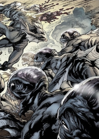 The lost people of Atlantis (Orm/ Mera) Trench10