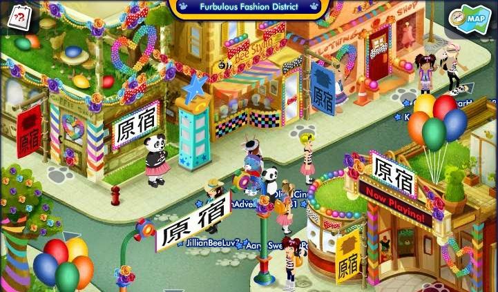 Bearville Harajuku Event Screen10