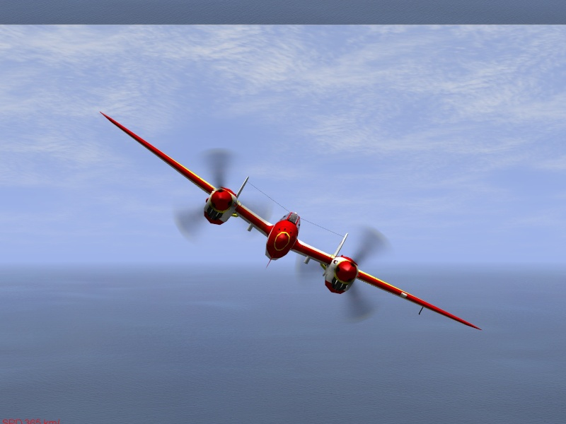 Pattons Skin making P-38_f10