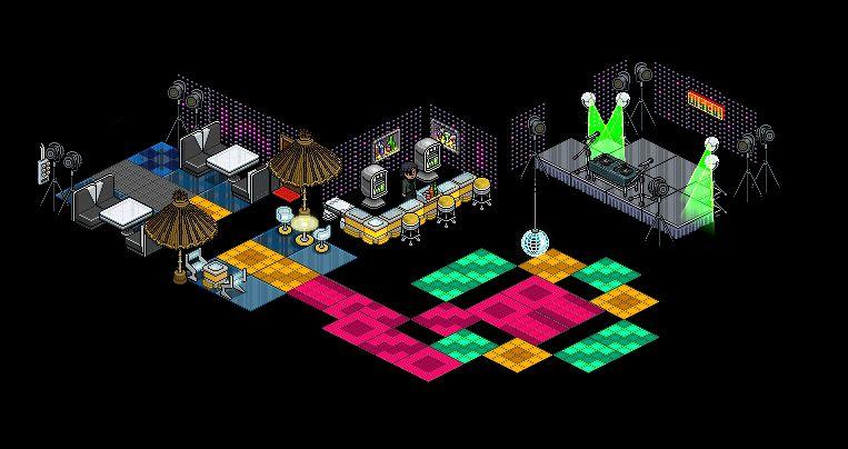 Que se passe t'il à la discothèque ? Xv10