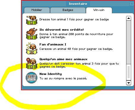 Révélation : Le badge mystère dévoilée !!! Xxxxxx10