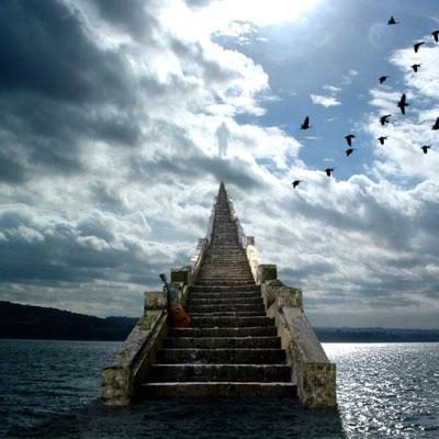 Escalera al cielo Escale10