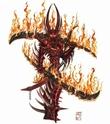 Twin Blaze Swords Kattakana Firede10