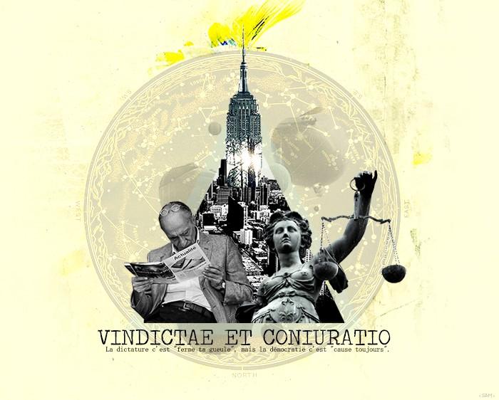 VINDICTAE ET CONIURATIO Bandef10
