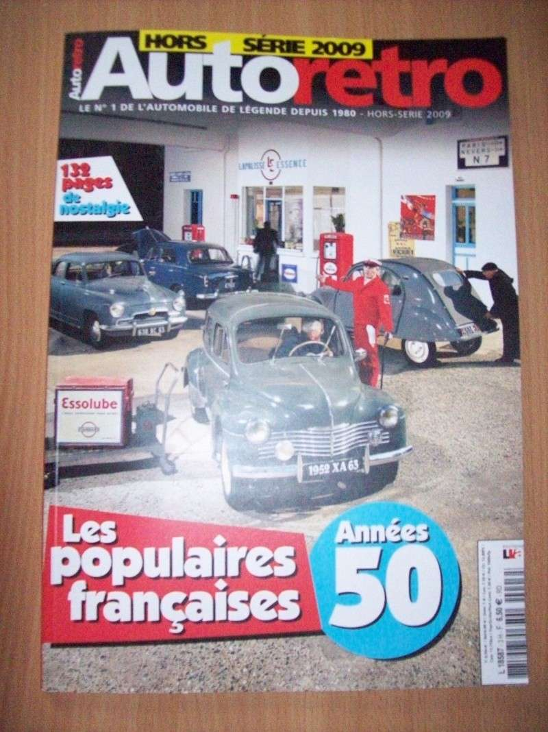 magazines et revues anciennes auto __a_0110