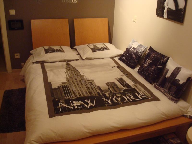 Besoin d\'idée pour une chambre d\'ados style New York !