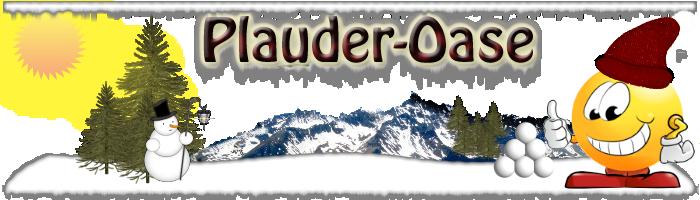 Plauder-Oase