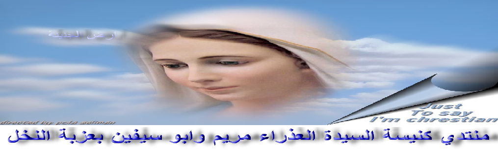كنيسة السيدة العذراء مريم وابو سيفين  بعزبة النخل ارض الجنينة