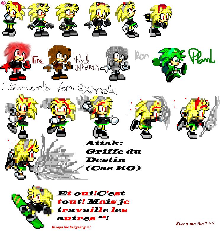 Bandes-Dessinés Kiraya10