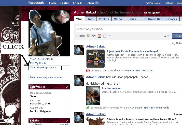 Facebook lay-out Admer13