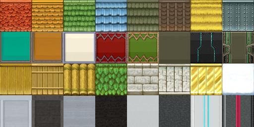 OUA tous les tiles!!! A310