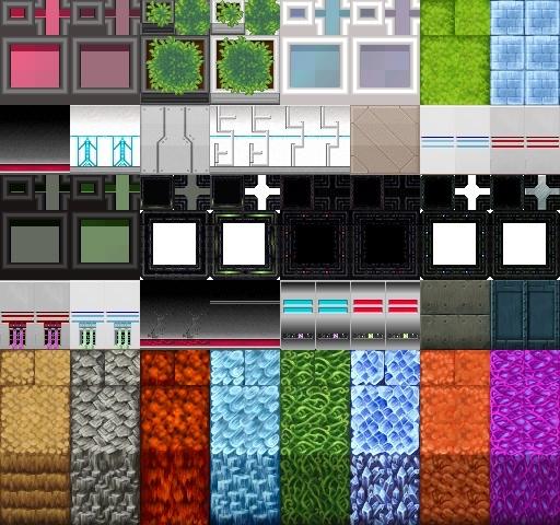 OUA tous les tiles!!! A410