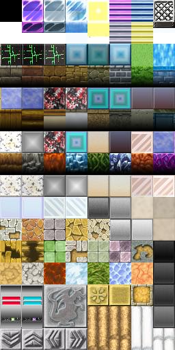 OUA tous les tiles!!! A510