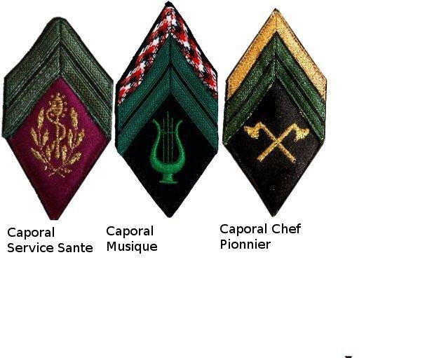 Les Grades a la Légion Etrangère Galon_12