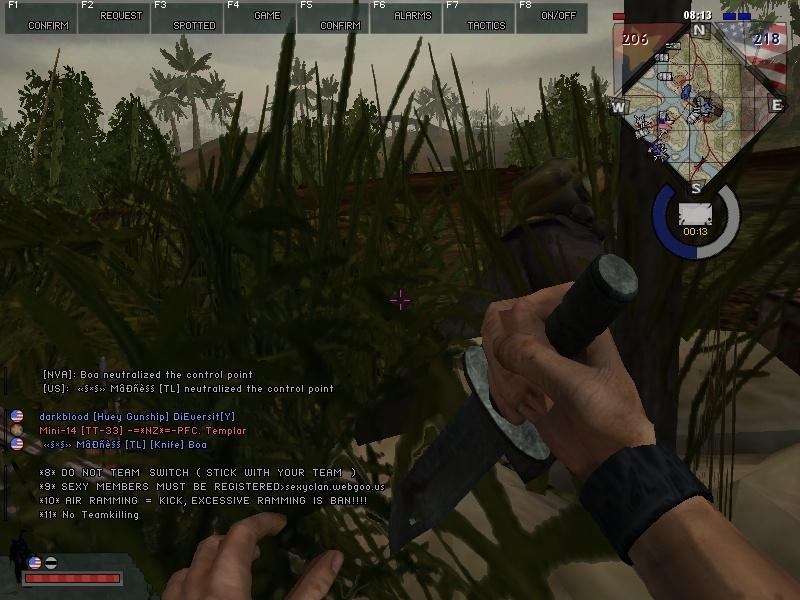 Knife Screenies Bfv-2012
