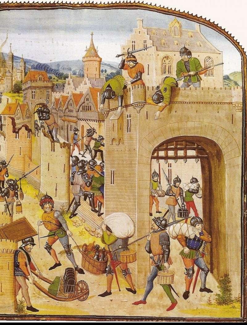 Images du Moyen Age : les sources graphiques de Jhen Sac10