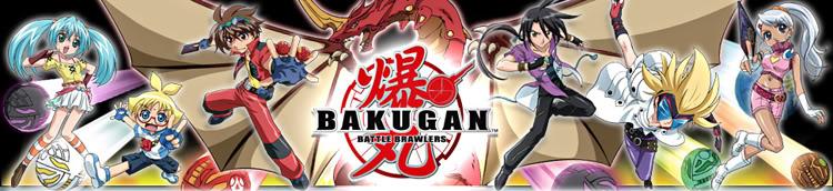 Bakugan Fan site