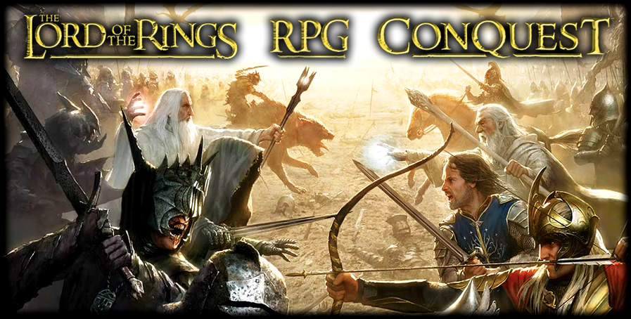 The Lord Of The Rings: RPG Conquest 2