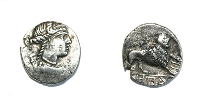 Mes monnaies gauloises Marsei13